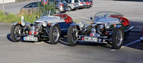 Eine Augenweide für Autobegeisterte: Monte Menden Classic (Foto: Martin Hempelmann)