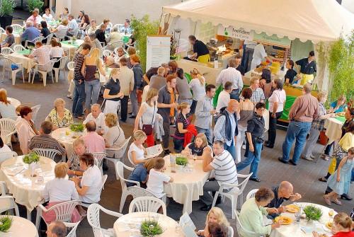 Das Fest der Sinne begeistert jedes Jahr tausende Menschen aus Nah und Fern. (Foto: Gudrun Scholand-Rebbert)