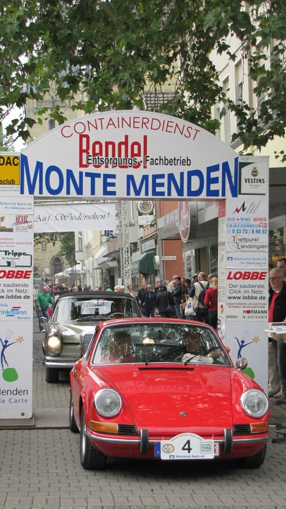 Start der Monte Menden Classic 2014
