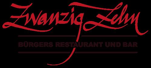 Logo - ZwanzigZehn Bürgers Restaurant und Bar