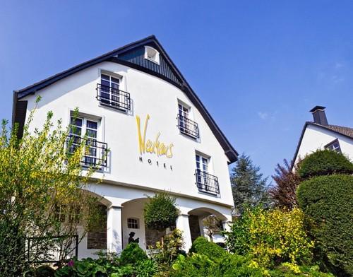 Das Romantik Hotel Neuhaus nimmt 2016 zum ersten Mal an Menden à la carte teil.