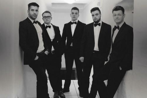 The Truemen - das sind fünf junge Musiker aus Iserlohn.
