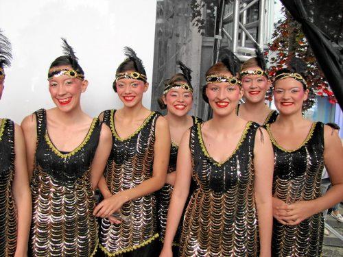 Die Mendener Tanztourbine wird bei der Eröffnung wieder auf der Bühne sein.