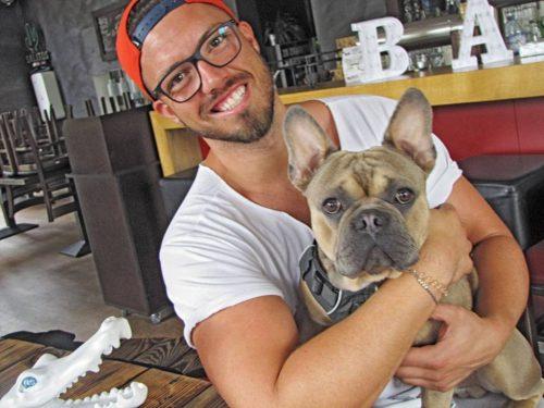 David Poloczek bringt mit der US-amerikanisch inspirierten Küche des Bonkers frischen Wind nach Menden.