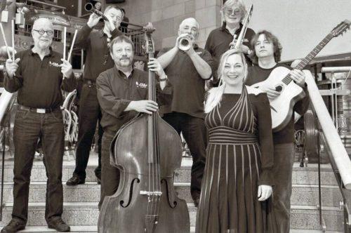 Die Pilspicker sind die Dortmunder Kult-Jazz-Band, bei der die Musik feinherb, süffig und lässig-locker swingt.