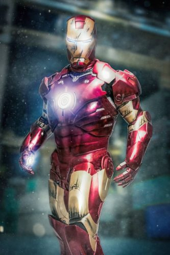 Iron Man (Foto: Stark-Entertainment)