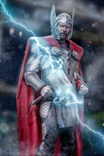 Thor (Foto: Stark-Entertainment)